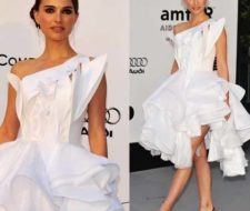 Natalia Portman, vestido de Givenchy