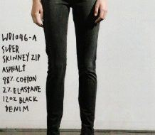 Tendencia moda Primavera Verano en pantalones vaqueros, jeans, denim