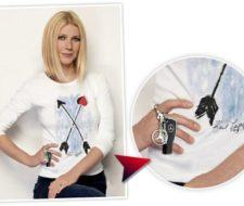 Gwyneth Paltrow and Karl Lagerfeld se unen a la campaña Key to the Cure