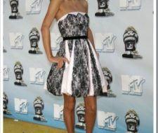 Paris Hilton en los MTV Movie Awards
