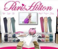 Paris Hilton presenta su tienda en línea