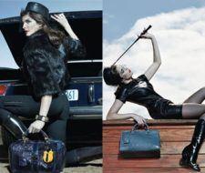 Campaña publicitaria Loewe otoño invierno 2008 – 2009