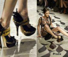 Tendencia moda otoño invierno 2008 – 2009: los tacones altos