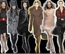 Tendencia moda otoño invierno 2008 – 2009: las plumas