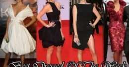 Mejor vestida de la semana: Charlize Theron