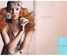 Nueva campaña publicitaria de Tiffany & Co. Otoño – Invierno 2008