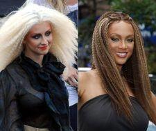 Cortes de cabello y peinados: la moda del cabello prensado