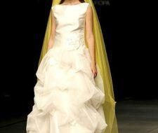 Vestidos de novia 2009