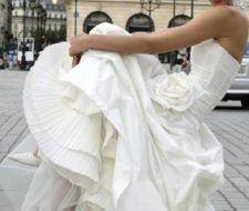 Vestidos de novia para el 2009