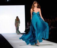 Vestidos de noche elegantes Primavera Verano 2009 – 2010